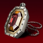 Srdcový rubín III